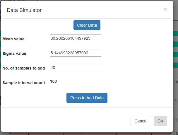 Process Measurement Indices - SPC Charts Online